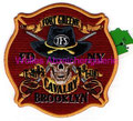 "FDNY E207 L110 Batt31 Div11 ""Fort Greene Cavalry"""