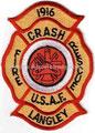 Langley USAF Crash Fire Rescue