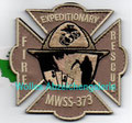 MWSS 373 Expeditionary Fire Rescue