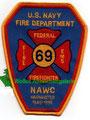 NAWC Warminster US Navy Fire Dept.