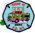 FDNY Engine 41 Bronx