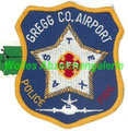 Gregg County Airport Texas, Police/Fire