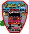 "FDNY Engine 308 Batt 51 Div 13, ""It Ain't Easy Being Single"""