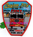"FDNY Engine 308 Batt 51 Div 13, ""It Ain't Easy Being Single"""