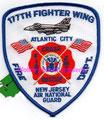 177th Fighter Wing Atlantic City NJ ANG CFR