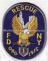 FDNY Rescue 1 Org. 1915