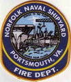 Norfolk Naval Shipyard Fire Dept.