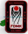 Mihail Kogalniceanu AB US Army FD