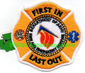 """USAG Red Cloud """"First In Last Out"""" Fire and Emergency Service"""