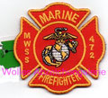 MWSS 472 Marine Firefighter, Kaneohe Bay