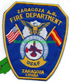Zaragoza AB USAF Fire Dept.