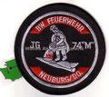 """Fliegerhorstfeuerwehr JG 74 """"M"""" Neuburg/Donau"""