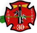Fort Story Naval Base FD, Sta. 30