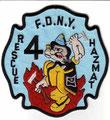 FDNY Rescue 4 HazMat