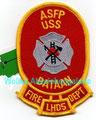 USS Bataan Fire Dept.