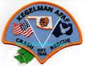 Kegelman AFAF CRash Rescue