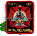 138th CES FD Tulsa, OK
