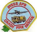 Dyess AFB Crash Fire Rescue