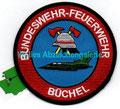 Bundeswehr-Feuerwehr Büchel