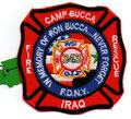 Camp Bucca Iraq Fire Rescue