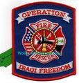 Operation Iraqi Freedom Fire Rescue