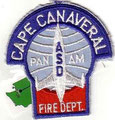 Cape Canaveral Fire Dept.