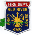 Red River Army Depot Fire Dept.