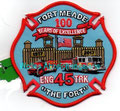 Fort Meade, 100 years Engine / Truck 45
