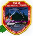 FAA Technical center ARFF