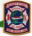 Sunny Point Sta. 35 US Army Fire-Rescue-EMS