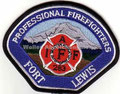 Fort Lewis Professional Firefighters