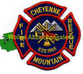 Cheyenne Mountain Fire Rescue