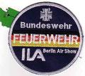 ILA Bundeswehr Feuerwehr