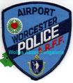 Worcetser Airport Police / ARFF
