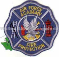 Air Force Academy Fire Protection