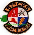 57th CES, Nellis AFB