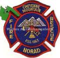 NORAD Cheyenne Mountain Fire Rescue, Est. 1965