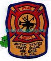 Elizabeth City US Coast Guard FD