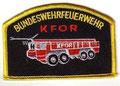 Bundeswehrfeuerwehr KFOR