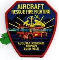 Augusta Regional Airport, Bush Field, ARFF