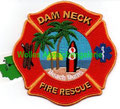 Dam Neck Naval Base FD, Sta. 8