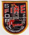 SFOR 2001 GE Firefighter