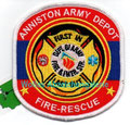 Anniston Army Depot Fire Rescue