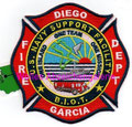 Diego Garcia B.I.O.T. Naval Support Facility FD