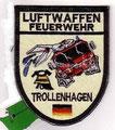 Luftwaffenfeuerwehr Trollenhagen, 09/2013 aufgeloest