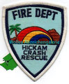 Hickam Fire Dept. Crash Rescue