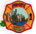 FDNY Manhattan Firefighter