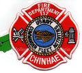 US Navy Chinhae Fire Department