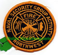 Naval Security Group Activity Northwest FD