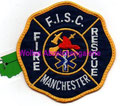 Manchester FISC (Fleet and Industrial Supply Center) Fire Rescue